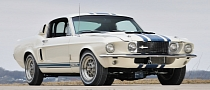 1967 Shelby GT500 Super Snake Becomes the Most Expensive Mustang Ever Auctioned [Photo Gallery]