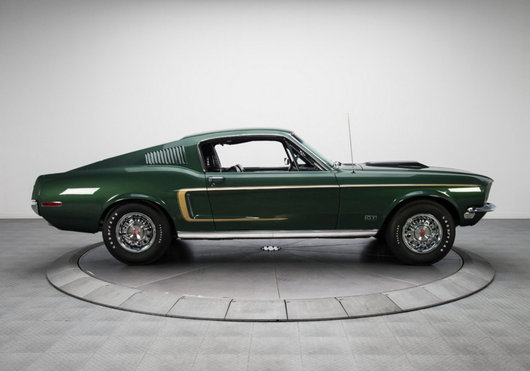 11 photos 1968 ford mustang gt 428 cobra jet