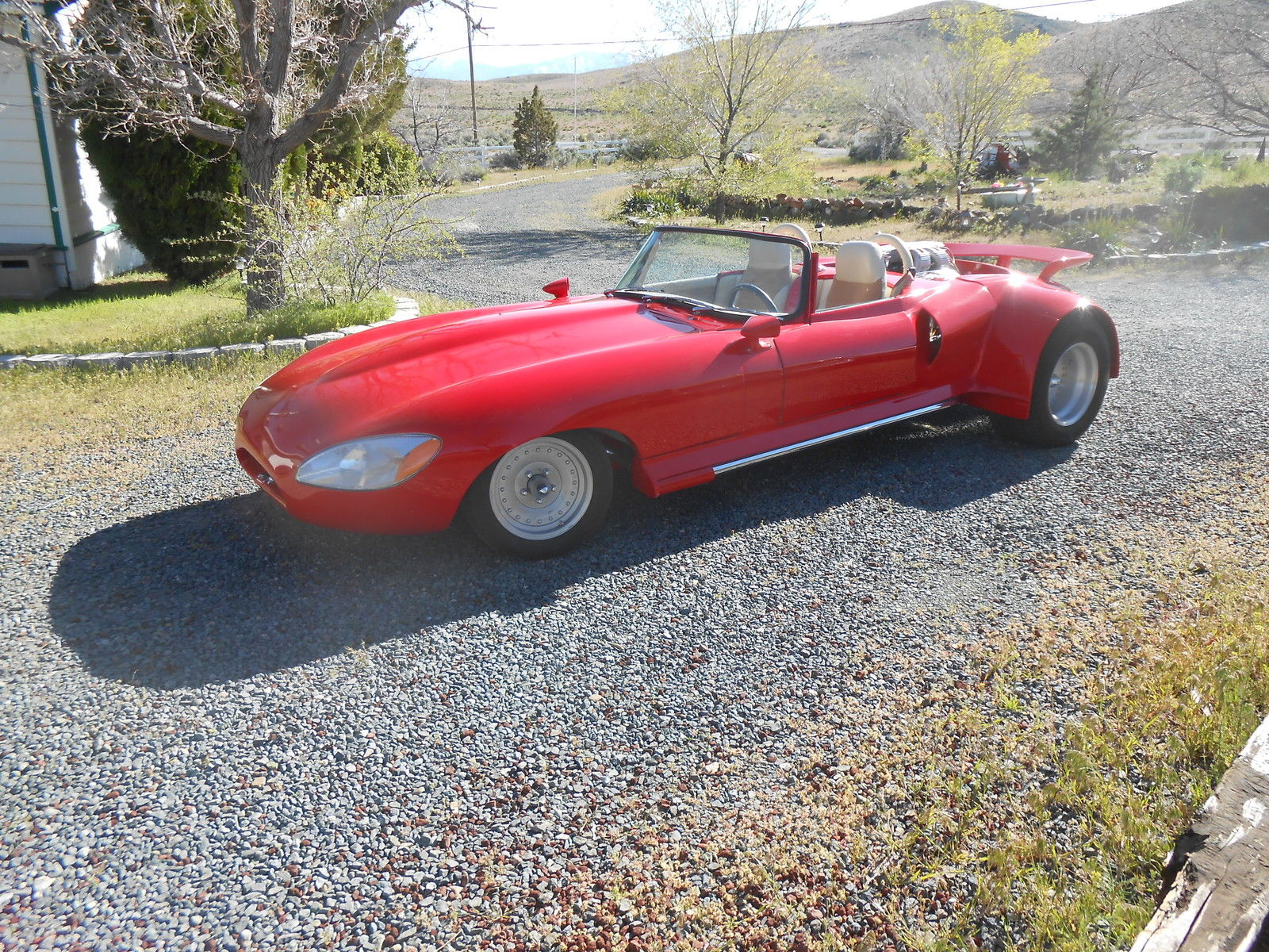1968 Jaguar XK-E Roadster - the Words