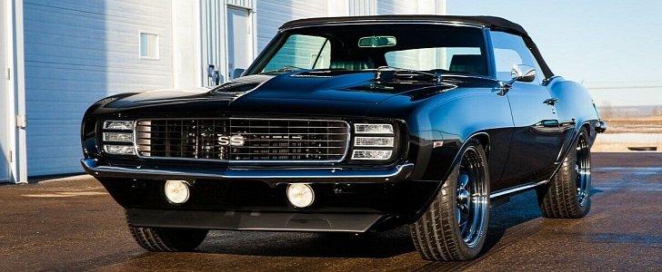 1969 Chevrolet Camaro | Chevy muscle cars, Camaro
