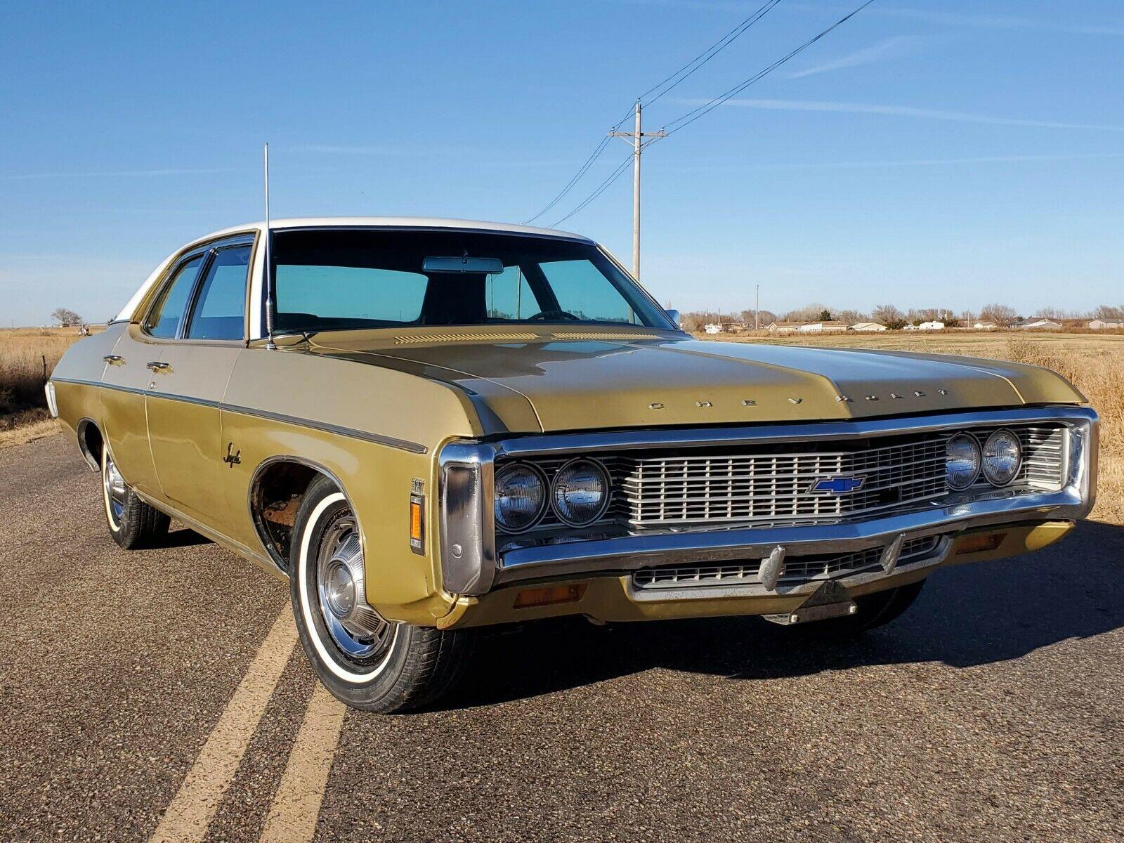 Kekurangan Chevrolet Impala 1969 Top Model Tahun Ini