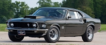 1969 Ford Mustang Boss 429 Sells for $550,000