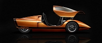 1969 Holden Hurricane Concept Brought Back to Life [Photo Gallery]