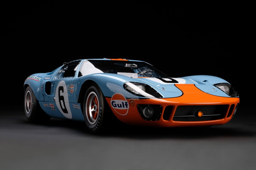 1969 Le Mans Ford GT40 Replica Is Off the Charts, Limited Edition Selling Fast