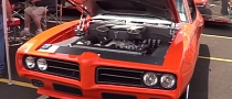 "1969 Pontiac GTO Gets ""Judge Mental"" Treatment [Video]"