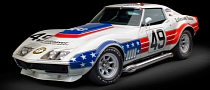 1969 Stars and Stripes ZL-1 Corvette Racer Heading to Monterey Auction