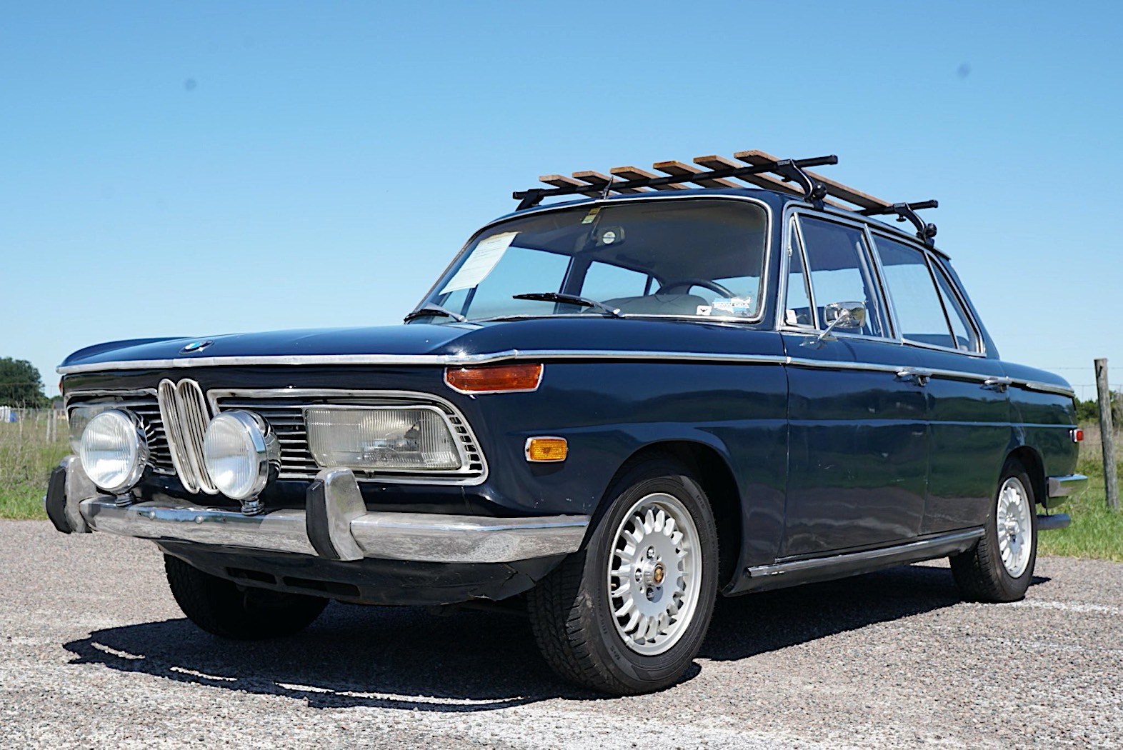 1970 BMW New Class 2000, Grandfather of Today's Sports ...