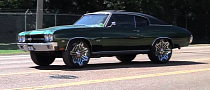 1970 Chevelle on 24-Inch Davin Wheels [Video]