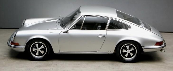 1970 Porsche 911T With 2.2-Liter Engine Features Bilstein Sports Suspension