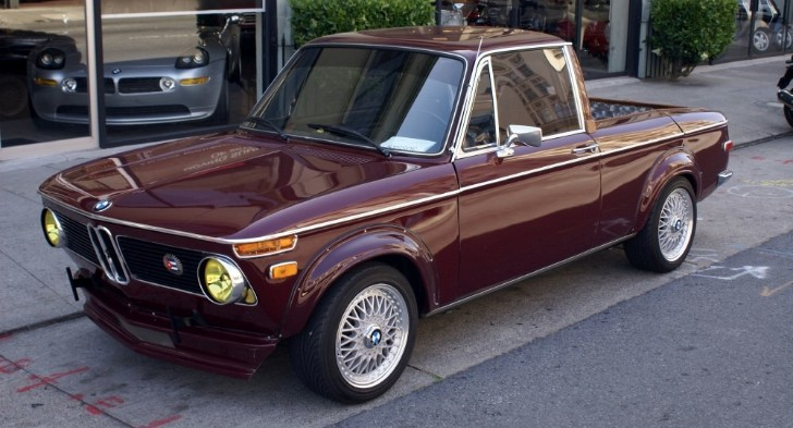 1971 BMW 1600 Is Bavarian El Camino [Photo Gallery]