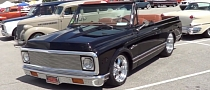 1972 Chevrolet Blazer SUV Becomes Convertible Street Machine [Video]