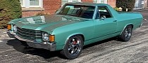 1972 Chevrolet El Camino Could Have Done Better Than $18K