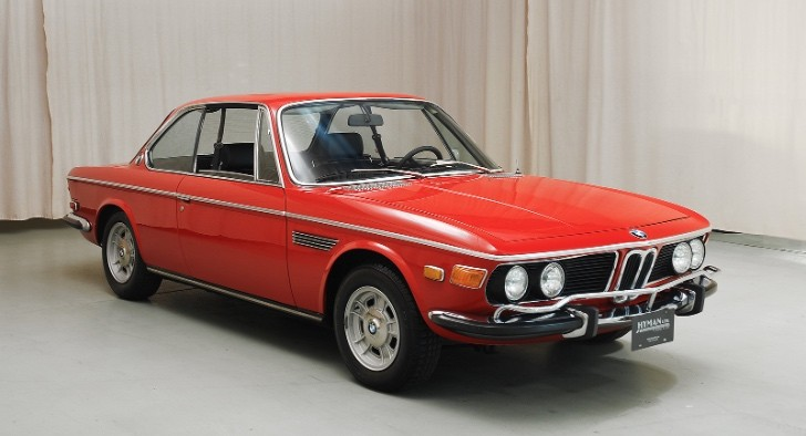 1972 Collector's BMW 3.0CS Coupe for Sale in St. Louis ...