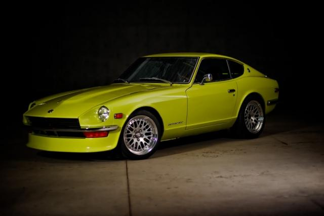 1972 Datsun 240Z Custom for Sale on eBay - autoevolution