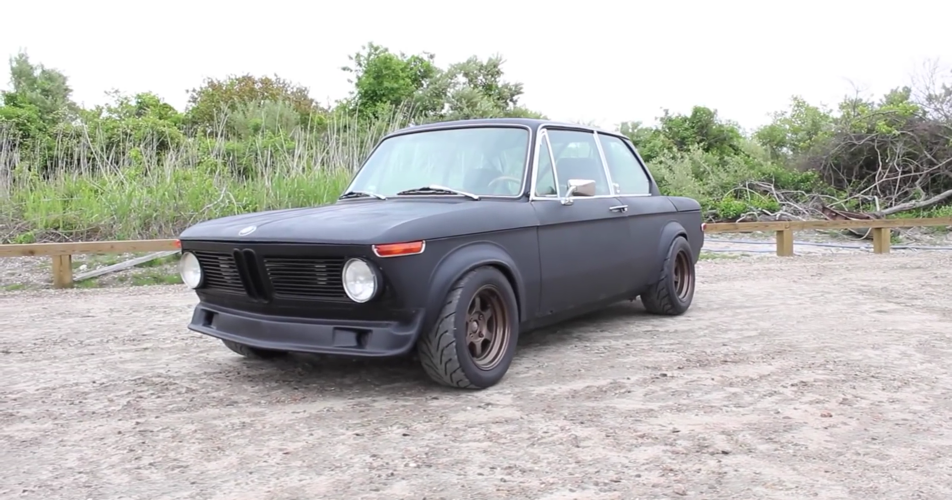 1973 Bmw 2002 With Over 400 Hp Could Be Considered The Perfect Sleeper Autoevolution