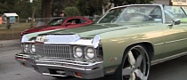 1973 Chevy Caprice Donk on Forgiato [Video]