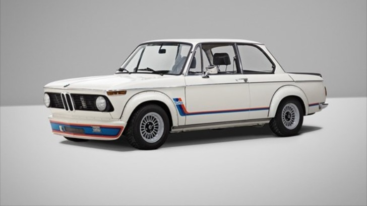 1974 Bmw 2002 Turbo To Be Auctioned In Berlin On February