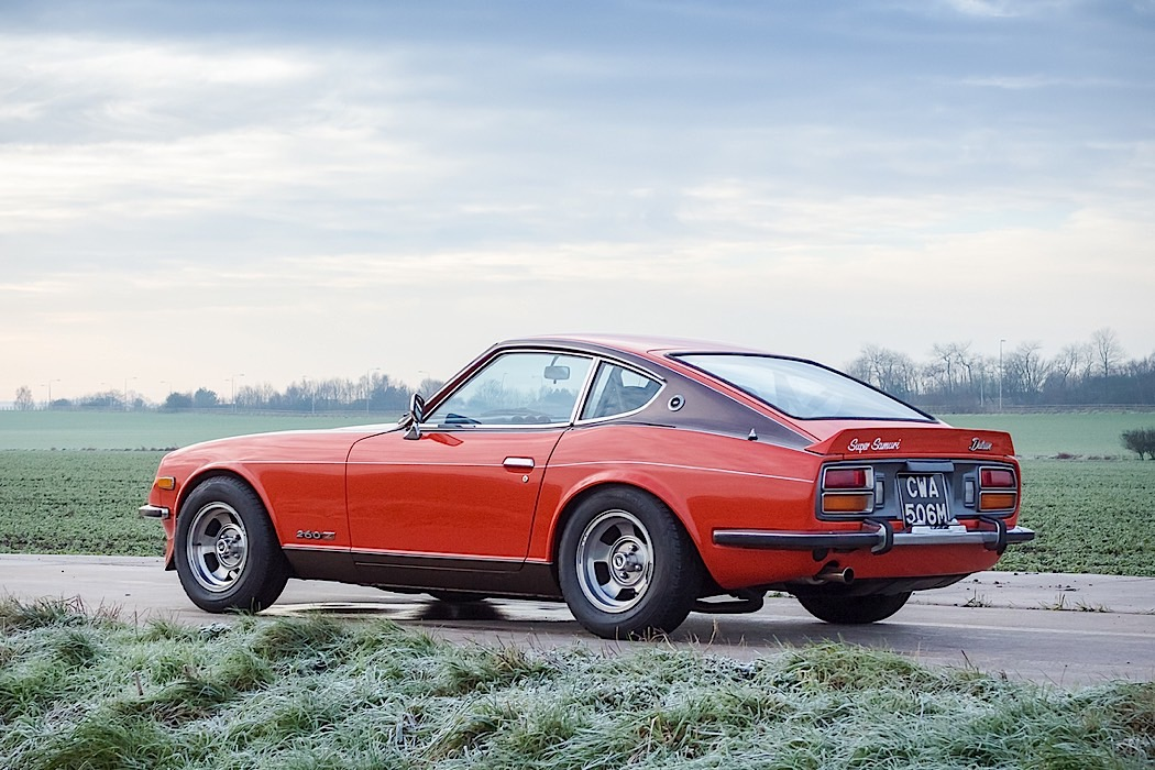 1974 Datsun 260Z Super Samuri Heading to Auction ...