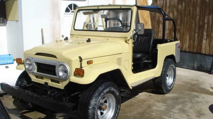 1974 Toyota FJ40 for Sale