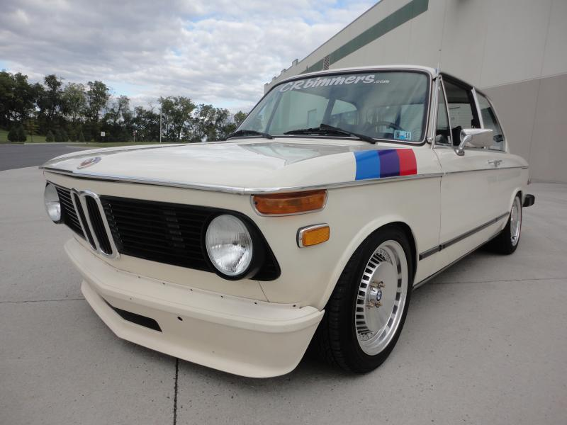 1975 BMW 2002tii Up for Sale in Newville, Pennsylvania   autoevolution