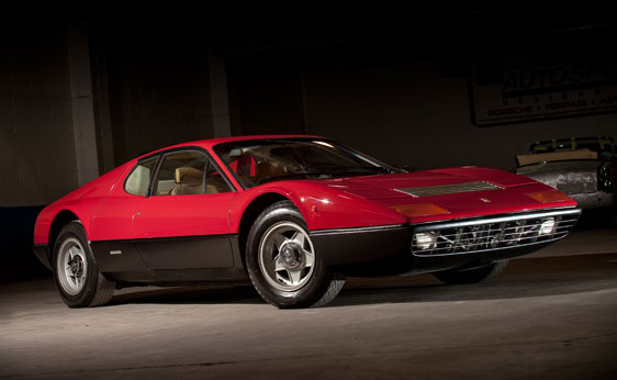 1975 Ferrari 365 Gt4 Berlinetta Boxer Up For Grabs