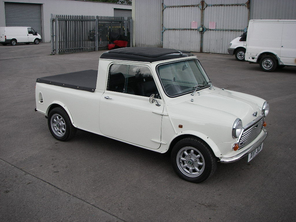 1977 Mini Pickup Up For Sale Costs 18936 Autoevolution