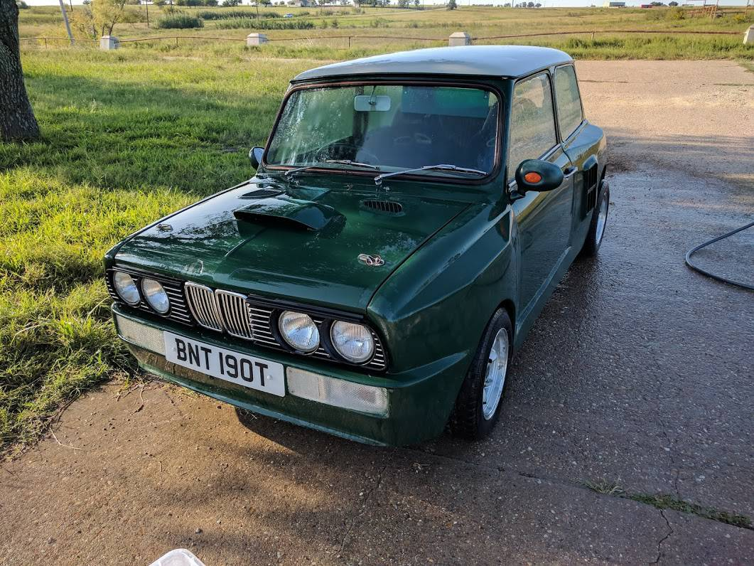Fake E30 BMW M3 Based On 1979 Mini Is Almost Cute