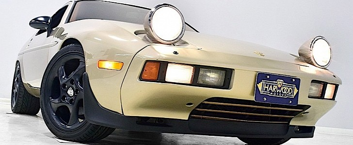 photo of 1979 Porsche 928 with Engine Surprise Is This Week's Bargain image