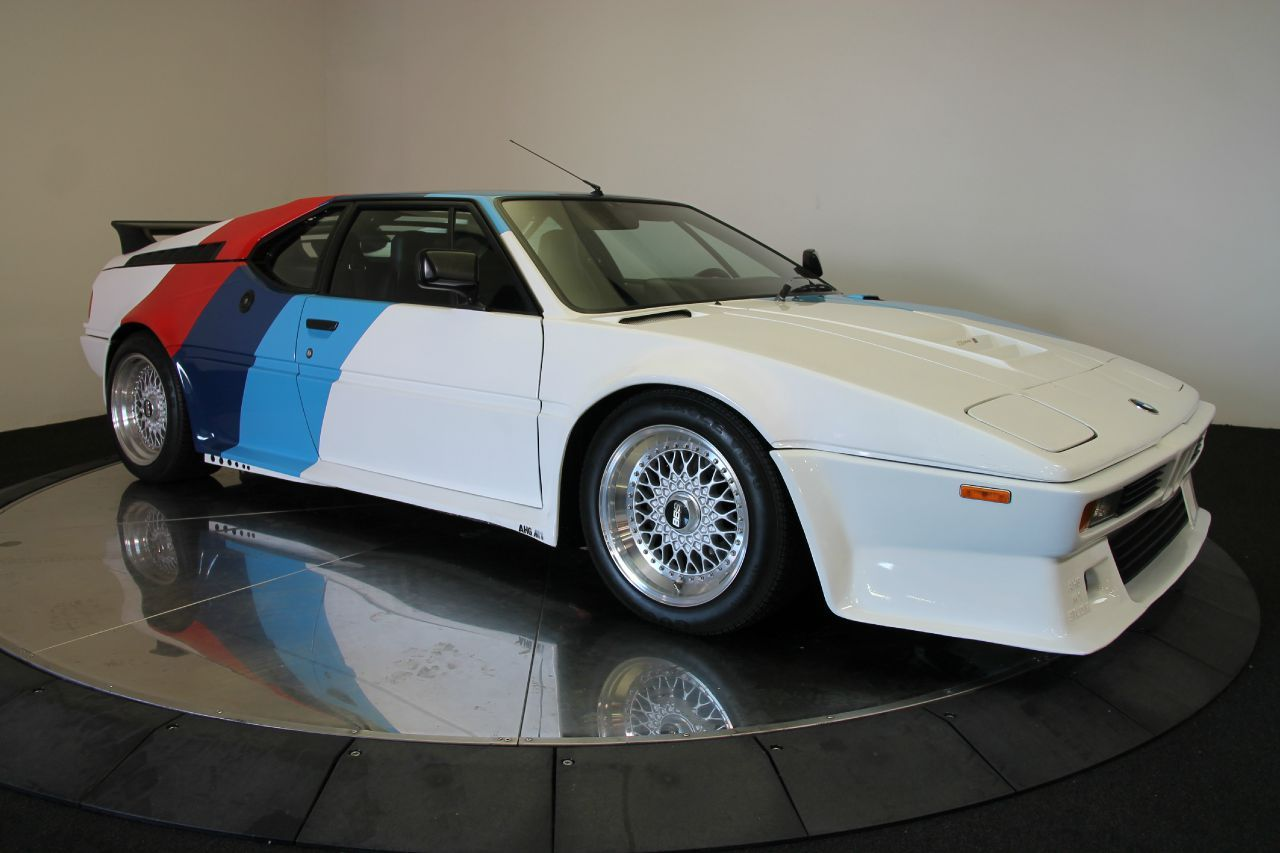 Bmw M1 For Sale >> 1980 Bmw M1 Ahg For Sale Priced At Over 200 000 Autoevolution