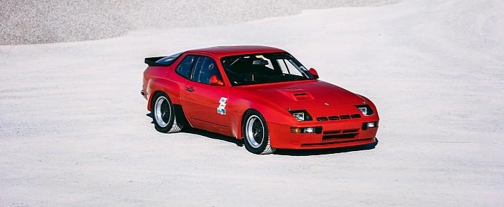 1981 Porsche 924 Carrera GTS Clubsport Shows Up for Sale