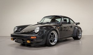 1981 Porsche 930 Turbo Outlaw Is a Perfect Storm