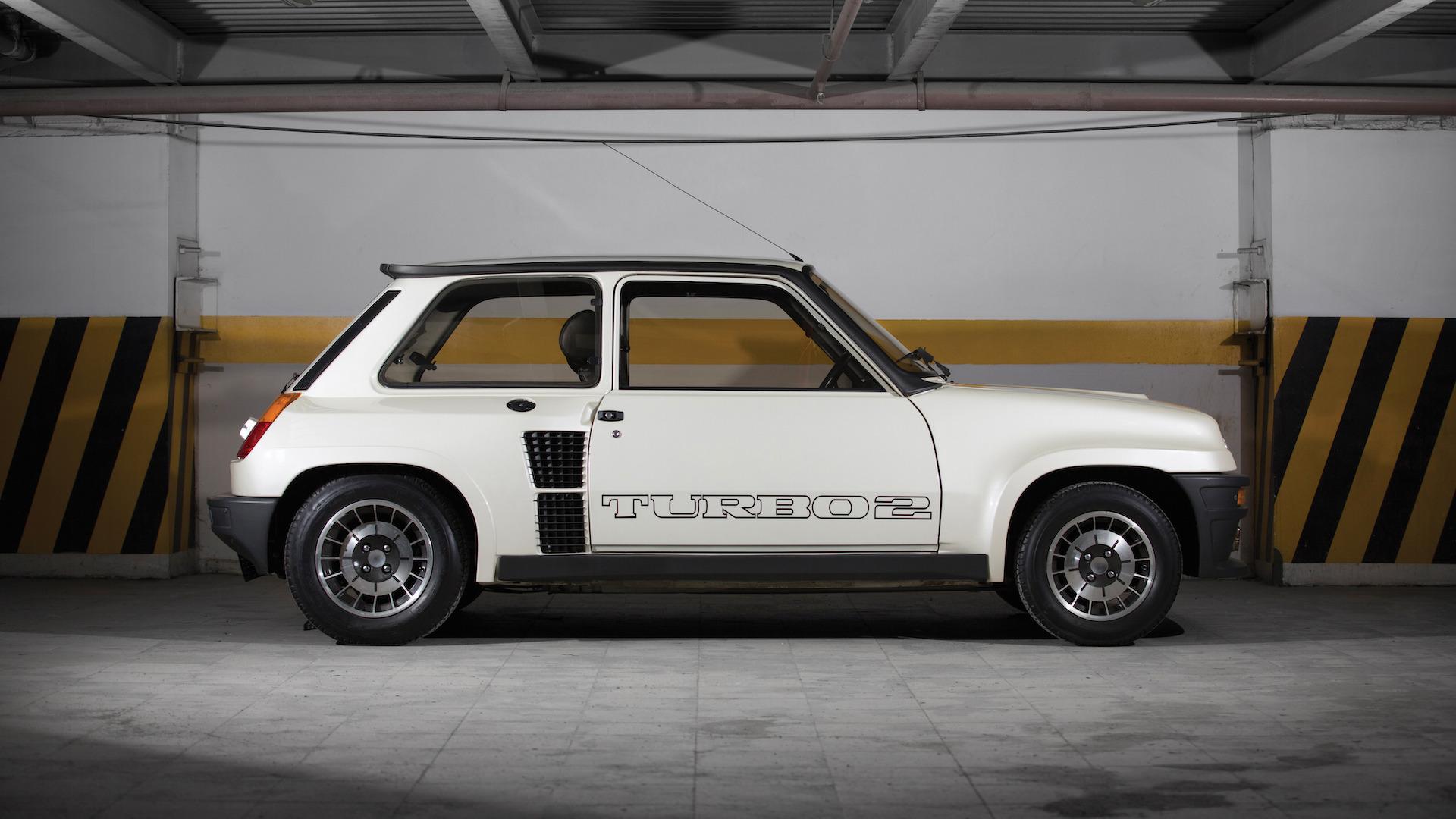 Renault turbo 2