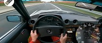1984 Mercedes 280 CE Delivers a 200KPH+ Autobahn Statement of German Engineering