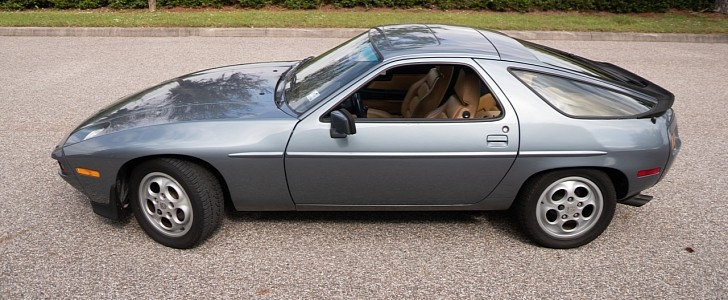 photo of 1984 Porsche 928 S Is Old-School Luxury Grand Touring Done Right image