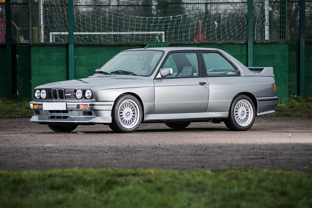 1988 Bmw E30 M3 Evo Ii To Go Under The Hammer On February 21st