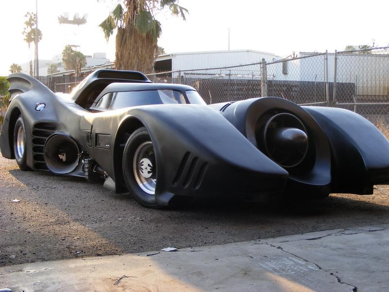 1989 batmobile replica to go under hammer in las vegas autoevolution. Black Bedroom Furniture Sets. Home Design Ideas