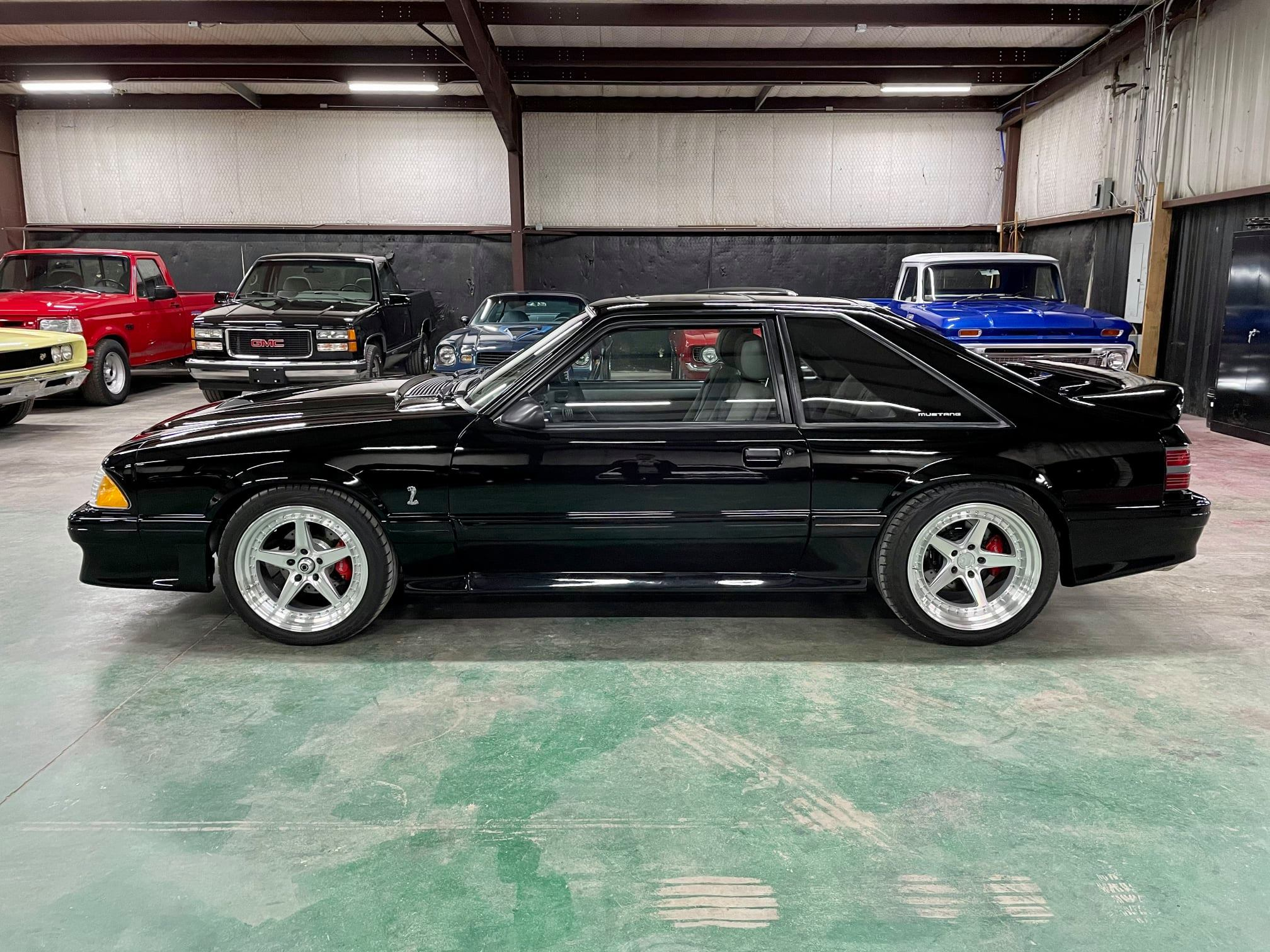 How Much Is A 1989 Ford Mustang Gt Worth