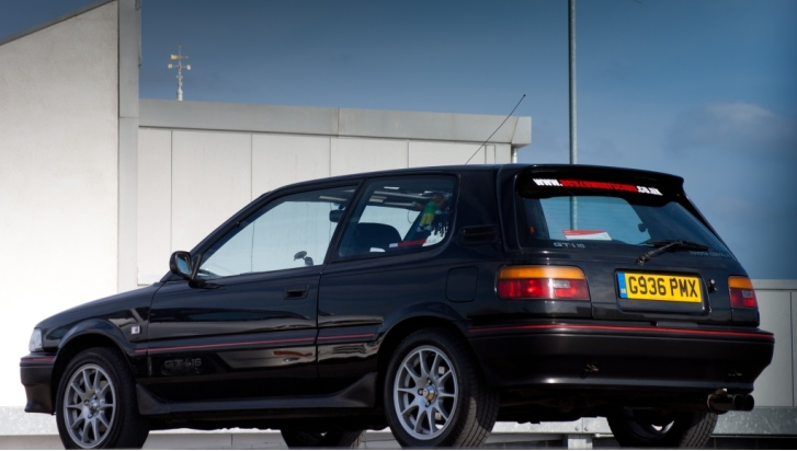 1989 Toyota Corolla GTI Included in UK Classic Car of the ...