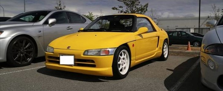 1991 Honda Beat Kei Car Listed For Sale on Craigslist, Has ...