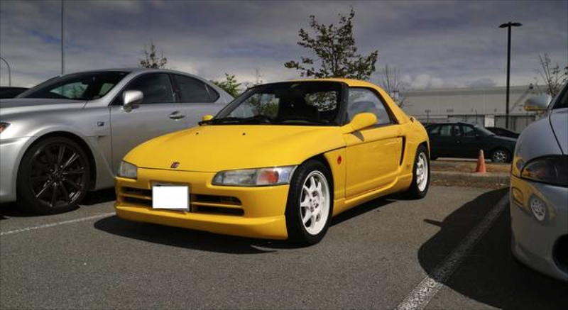1991 Honda Beat Kei Car Listed For Sale On Craigslist Has Numerous