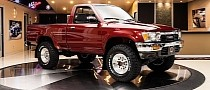 1991 Toyota Pickup Is an All-Original Japanese 4X4, Costs More Than a New Tundra