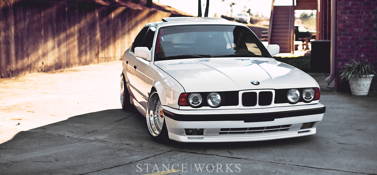 1992 Bmw E34 525i White Goes With Everything Autoevolution