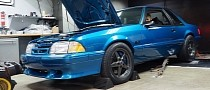 1992 Ford Mustang Fox Body With Coyote V8 Swap Is OEM Restomodding Done Right