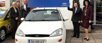 1999 Ford Focus Reaches 1 Million Kilometers