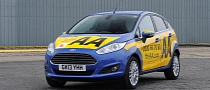 200 Ford Fiesta 1.0 EcoBoost Delivered to AA Driving School