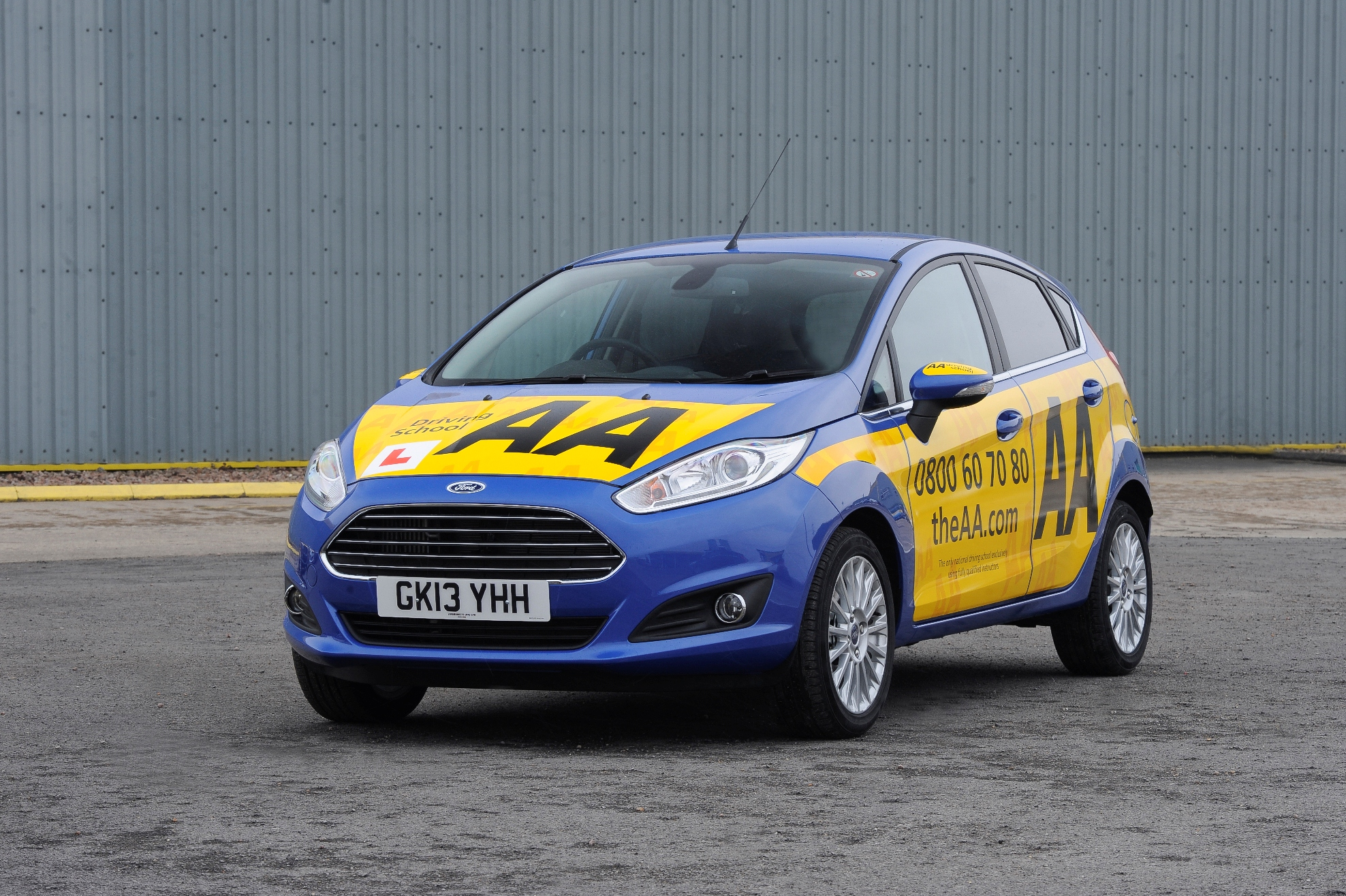 Aa Driving School Ford Cars