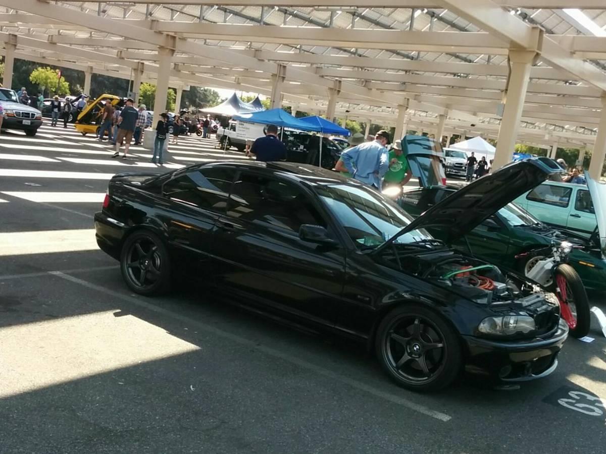 2001 BMW 3 Series EV Conversion for sale: