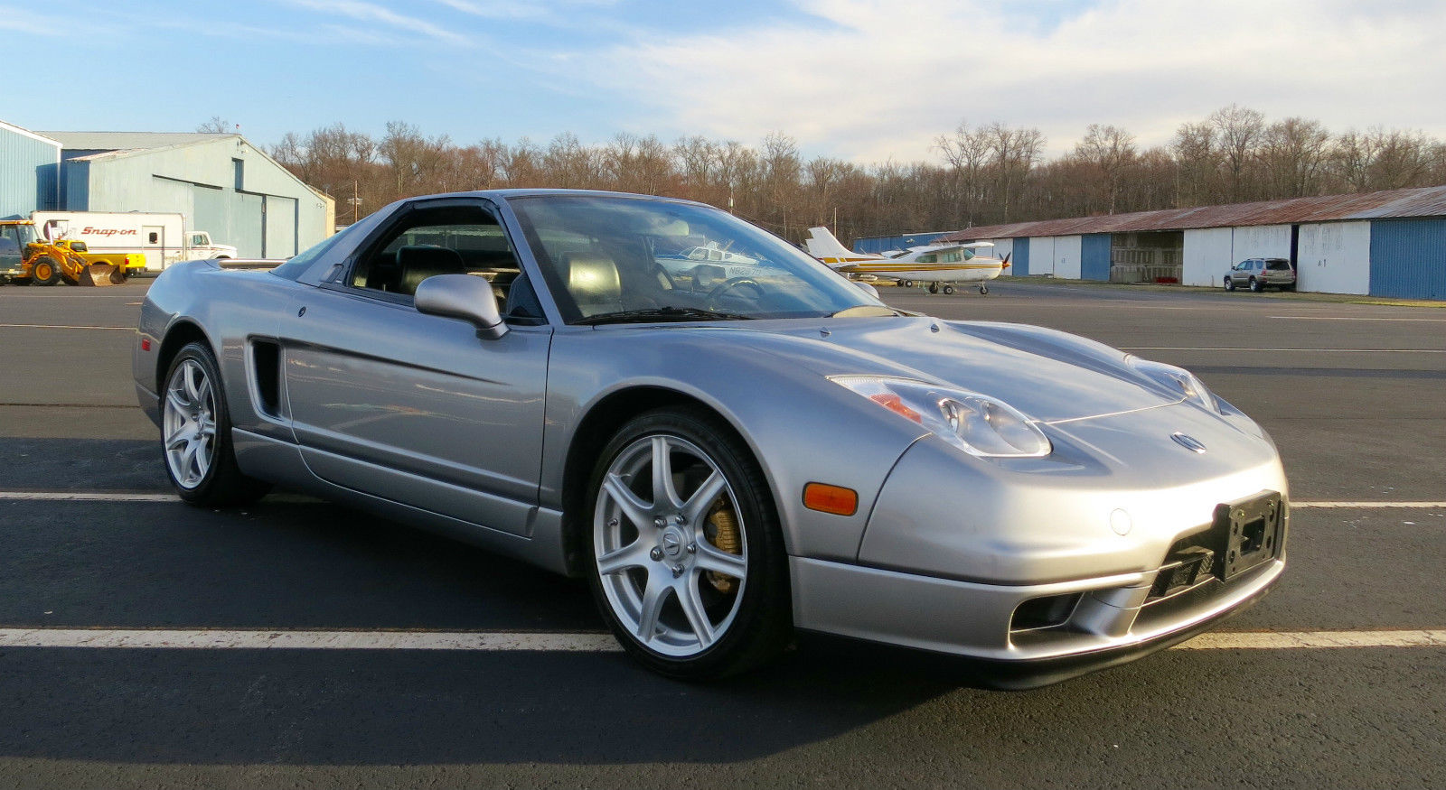 Acura NSX Targa With Only Miles For Sale On EBay - Acura nsx for sale by owner