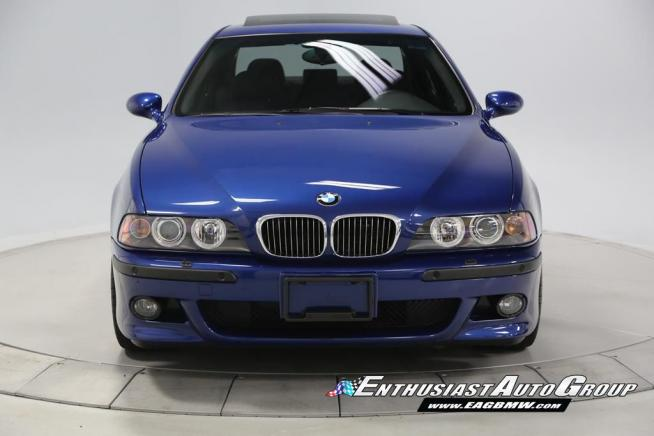 2002 BMW E39 M5 with 6555 Miles for Sale  autoevolution