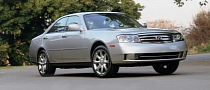 2003 and 2004 Infiniti M45 Investigated by NHTSA